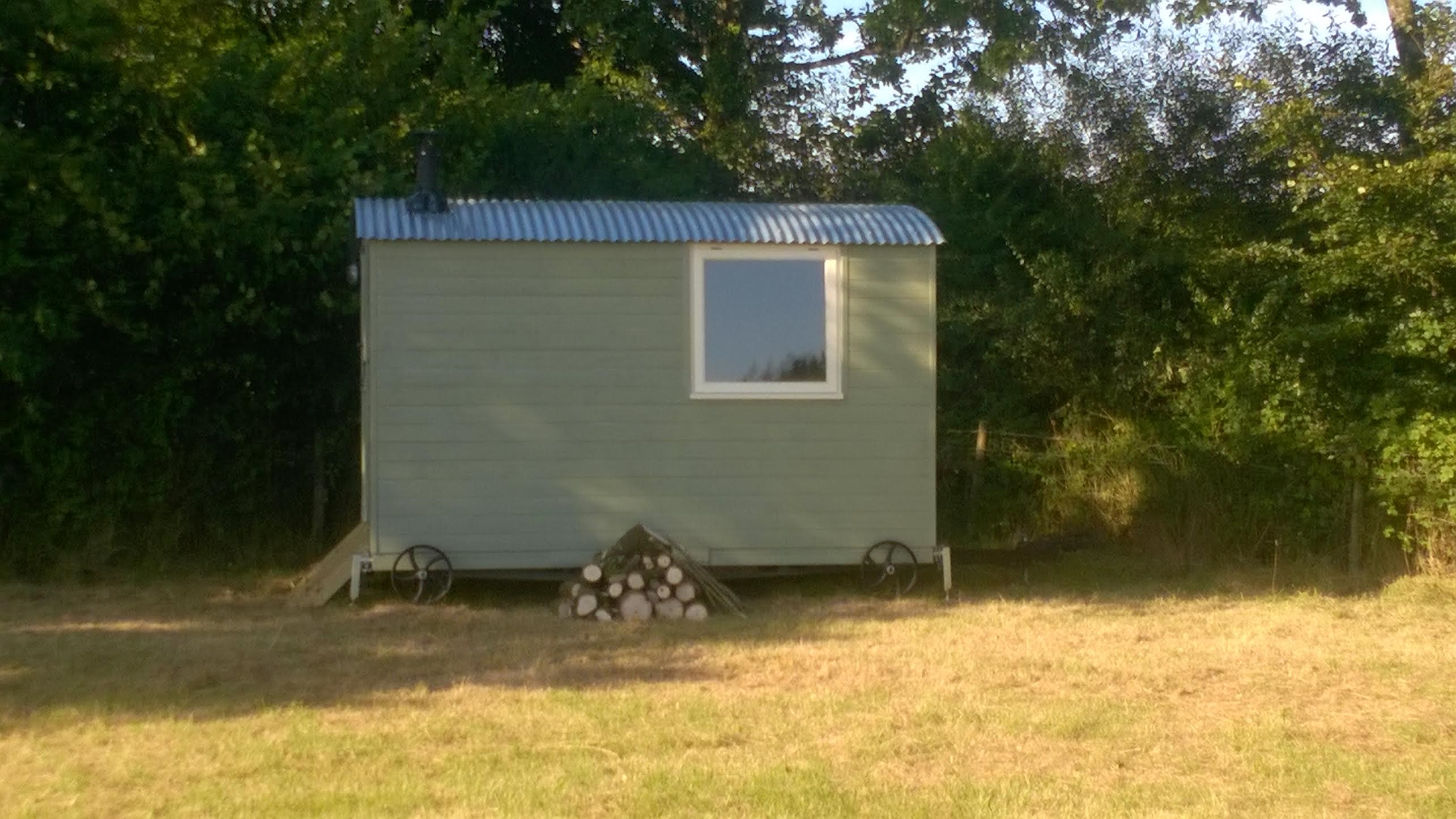 Shropshire Shepherds Huts and Pods