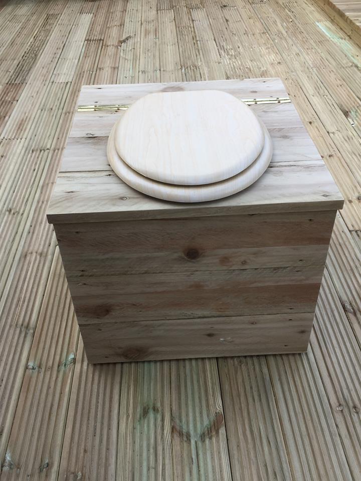 Portable Composting Toilet Box